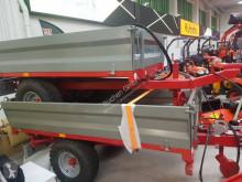 Remolque agrícola Kubota HK1500 > www.buchens.de volquete con cortina nuevo