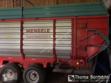 Remolque agrícola Mengele Super Garant 535/2 Remolque autocargador usado
