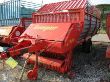 Remolque agrícola Kemper KSL 280 Remolque autocargador usado