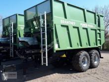 Remolque agrícola remolque con descarga por empuje TA 20055 PP+