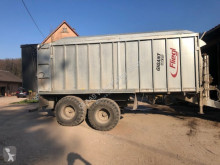 Fliegl push-off trailer Gigant ASW 271