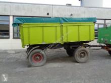 Reboque agrícola reboque plataforma VKH 10
