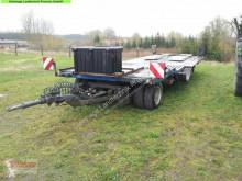 Remolque agrícola caja abierta portamaterial Sonstige Tieflader Tiede,Werther