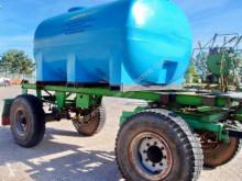 Fortschritt eszközhordozó plató HW 60 mit Duraplas Wasserbehälter