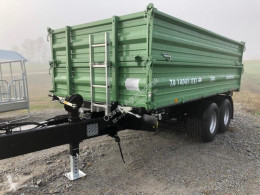 TA 14045 XXL 40km/h new sideboard tipper
