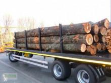 Remolque agrícola caja abierta portamaterial Wielton PRC 24-40-80 km/h