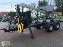 Trejon Holzrückewagen MF80E Remorque forestière occasion