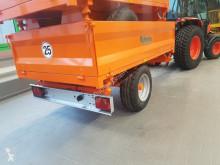 Kubota DK4000A påhængsvogn/anhænger med sidefjæl ny