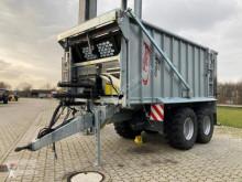 Fliegl ASW 261 WECHSELFAHRGESTELL WIE NEU damperli römork ikinci el araç
