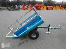 مقطورة زراعية حاوية ذات حاجز مفصلي Anhänger Geo TR400 400kg Kippanhänger Kipper ATV Quad Traktor NEU