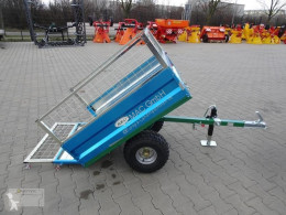 Anhänger Geo TR400 400kg Kippanhänger Kipper ATV Quad Traktor NEU benne à ridelles neuf