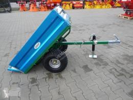 Benne à ridelles Anhänger Geo TR350 350kg Kippanhänger Kipper ATV Quad Traktor NEU
