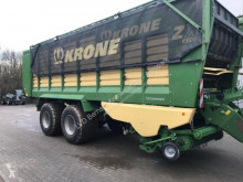 Krone ZX 470 GD used Self-loading wagon
