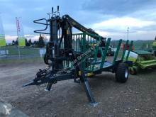 Forestry trailer EHK 80
