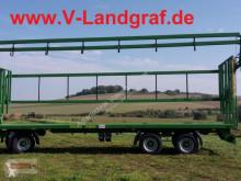 Remolque agrícola Plataforma forrajera Pronar T 028 KM