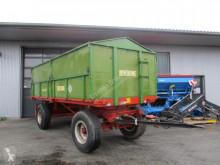 Remolque agrícola volquete con cortina Krone DK 225 D 16