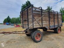 Remolque agrícola Plataforma forrajera Fortschritt VTA 5