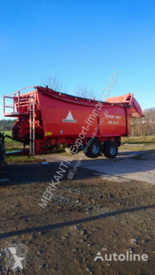 Benne monocoque agricole Annaburger Schub Max HTS 22.17