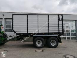 Landbouwaanhangers haakarmsysteem container Eigenbau Kratboden-Anhänger