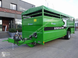Pronar livestock trailer Viehtransportanhänger Kurier 46 H, 11 to, absenkbar, NEU, sofort ab Lager