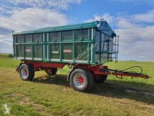 Remolque agrícola KD 180 volquete con cortina nuevo