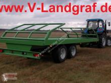 مقطورة زراعية منصة نقل الأعلاف Pronar T 024