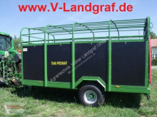 Pronar T 046 new livestock trailer