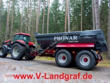 مقطورة زراعية Pronar T 701 HP حاوية قلابة للأشغال العمومية جديد