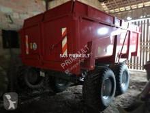 Remolque agrícola Brimont 12T volquete monocasco usado