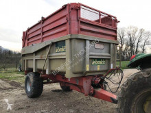 Leboulch GOLD 11000 PLUS used agricultural monocoque dump trailer