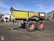 Rimorchio ribaltabile monoasse dumper 16 ton