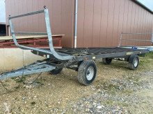 Robust equipment flatbed r 700