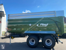 Fliegl TMK 256 FOX used monocoque dump trailer