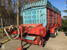 Remolque agrícola Remolque autocargador Mengele LAW535-2 SuperGarant
