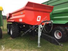 Remolque agrícola Kröger MUP 20 SP benne TP usado
