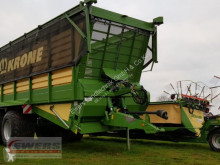 Krone TX 460 GD farming trailer used caisson hook lift system