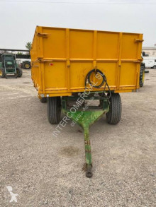 ABM BASCULANTE 12 TM used sideboard tipper
