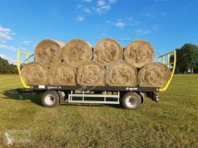 T014-2 used Fodder flatbed