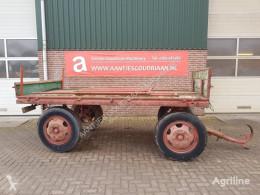 Remolque agrícola Plataforma forrajera Hooiwagen
