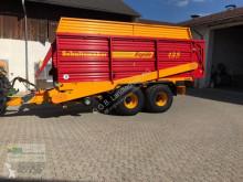 Remolque agrícola Remolque autocargador Schuitemaker Rapide 135 SW