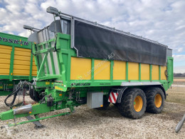 Joskin Drakkar 7600 used push-off trailer