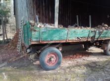 Ремарке с канати Platform Wagen