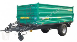 Monocoque dump trailer