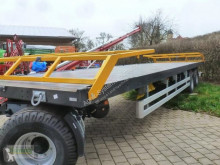 Wielton PRS 18 to ZZG used Fodder flatbed