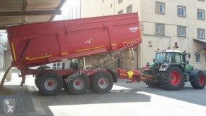 Krampe monocoque dump trailer Big Body 800