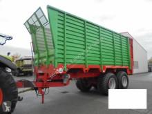 Remolque agrícola remolque con descarga por empuje SLW 40