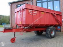 Krampe EWK 12 used monocoque dump trailer