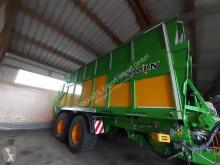 Remolque agrícola Joskin Drakkar 7600 27D150 remolque con descarga por empuje usado