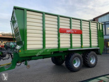 Bergmann HTW 40 used push-off trailer