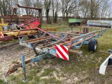 Remolque agrícola Plataforma forrajera FASTERHOLT RB 87